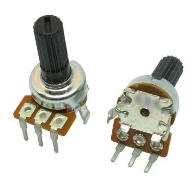 Переменный резистор D12KC B5k