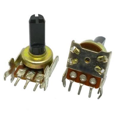 Переменный резистор D12F-H B100k