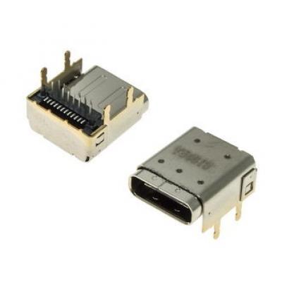Разъем USB Type-C USB3.1 TYPE-C 24PF-038