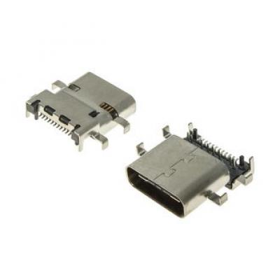 Разъем USB Type-C USB3.1 TYPE-C 24PF-005