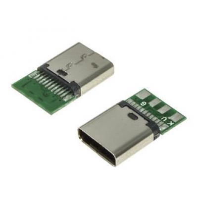 Разъем USB Type-C USB3.1 TYPE-C 24PF-030