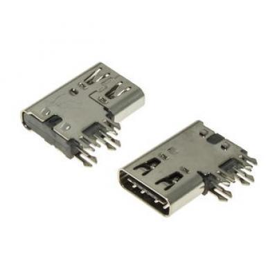 Разъем USB Type-C USB3.1 TYPE-C 24PF-039