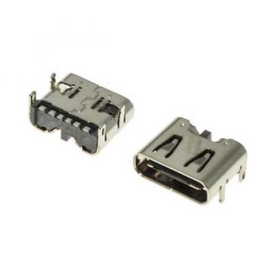 Разъем USB Type-C USB3.1 TYPE-C 6PF-027