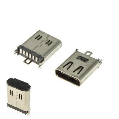 Разъем USB Type-C USB3.1 TYPE-C 6PF-028