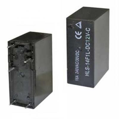 Реле электромеханическое 14F1 (JQX-14F1) 12VDC 10A